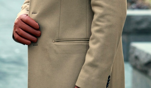 Flap pockets convert to welt pockets